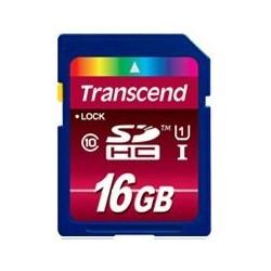 Karta SD Transcend 16 GB