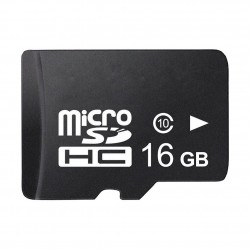 Karta pamięci microSD 16 GB - 2 sztuki